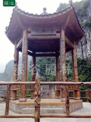 邵陽雙清GRC假山照片