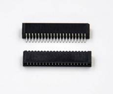 1.0 H2.9黑色�p面接 �P�N�o�iFPC�B接器33P
