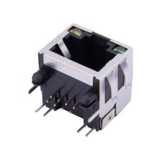 RJ45�W�j↑插座�����56A屏蔽8P8C rj45母�^