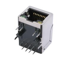 �W�j插座RJ45�慰��V波器8P8C兼容�h仁1X1R