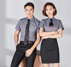 廣州黃埔工廠定制襯衫-辦公室襯衫-文員襯衫