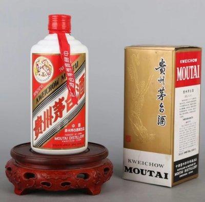 枣庄天桥区回收礼品茅台酒回收