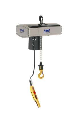 SWF2吨环链电动葫芦