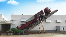 自动散料卸车平台设备厂家