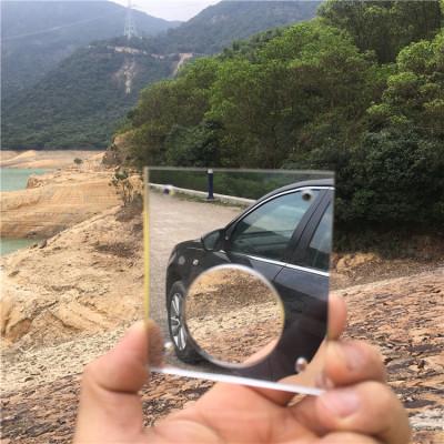 供应供应1MM厚超薄亚克力透明板镜子