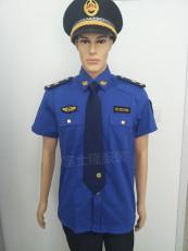 西宁行政执法服装 行政执法标志服三维设计