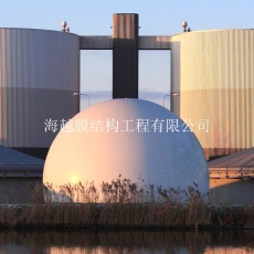 農村養殖場軟體沼氣池雙膜氣柜廠家定制