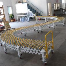 卸貨神器福來輪伸縮輸送機專業廠家直供