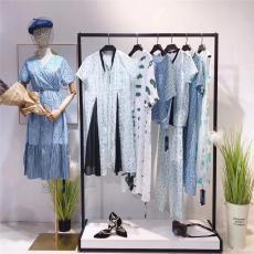 深圳大牌女裝幕緹奧2020新款夏裝批發