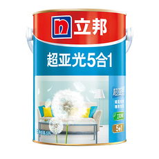 重慶立邦金裝凈味五合一18L內墻漆