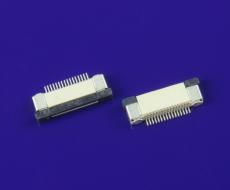 FPC連接器 0.5mm間距2.0高臥式貼片下接16P