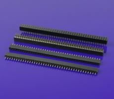 2.0排母 1X40P單排 雙排 排母 間距2.0mm