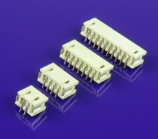 ZH1.5貼片FPC連接器SMT立式耐高溫針座1.5mm