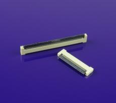 FPC連接器 0.5mm間距1.5H 高 前插后掀