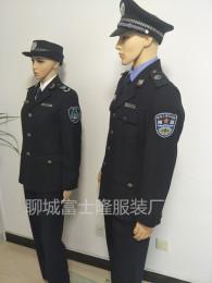 林政標志服款型如圖 林政制服精準定制