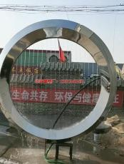 企業不銹鋼戶外工程 企業文化雕塑公司