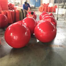 海面警示聚乙烯浮漂高分子浮球加工廠