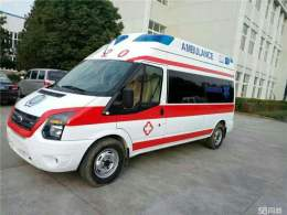 金華私人急救車轉運安全可靠