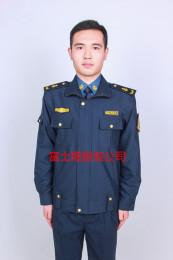 交通執法標志服獨特設計 交通執法服裝綜合