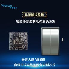 離線語音識別芯片智能語音控制電梯解決方案