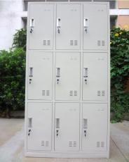 供應煙臺鐵皮更衣櫥訂做煙臺員工儲物柜訂制