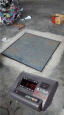 盧灣12米地磅安裝