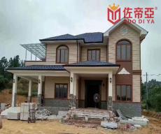 佐帝亞輕鋼別墅中國裝配式行業領導者品牌