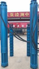 内蒙地区使用天津300qj大功率深井泵工程