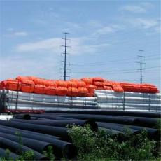 大浮力聚乙烯塑料管道浮漂生產廠商