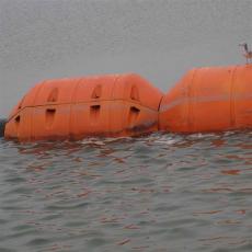 海上疏浚管道浮體河道聚乙烯浮筒廠家批發