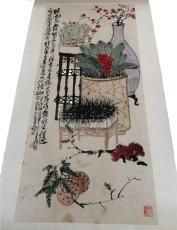 徐細奎瓷板畫哪家拍賣可靠