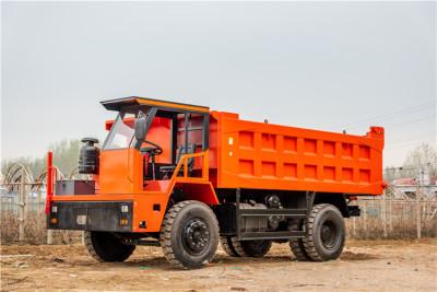 海西低矮型矿用四驱车采用后双轮