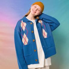 毛衣加工廠小批量針織毛衣加工定制