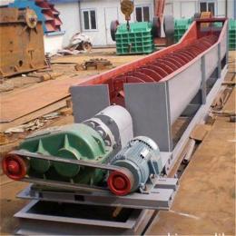 山东螺旋筛沙水洗机器售价 工厂直销洗沙机