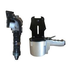 分体式气动钢带打包机  组合式气动拉紧机