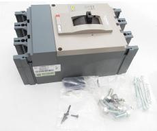 三極塑殼斷路器NSC400K3P400A350A分斷35KA