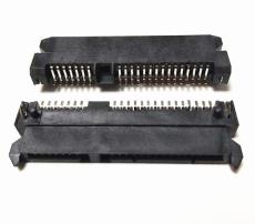 SATA7加15連接器22PIN母座H4.2MM貼片sata