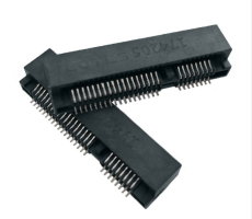 MINI PCIE插座PCI-E 52PIN連接器5.2高接插