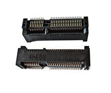 高品MINI PCI連接器插座52PIN 9.0高貼片式