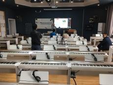 鋼琴實訓教學平臺 數碼鋼琴互動教學