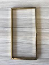 歐式復古不銹鋼304鏡面無指紋相框裝飾
