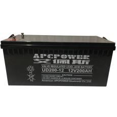 艾佩斯直流屏蓄電池UD24-12 12V24AH高性能