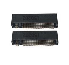NGFF連接器M.2插座MINI PCI-E 67PIN插座