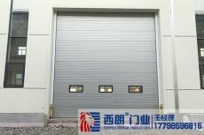 安慶設備制造廠房工業提升門