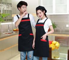 廣州荔灣區定制餐廳圍裙-餐廳廣告圍裙定做