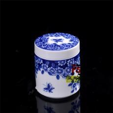 浙江陶瓷包装罐1斤厂家报价 陶瓷生姜罐批发