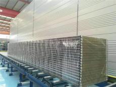 雙橋區隱藏式橫向安裝彩鋼夾芯板產品介紹