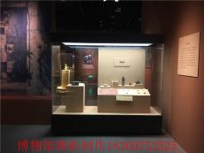 成都博物館展柜定制 博物館展柜加工廠