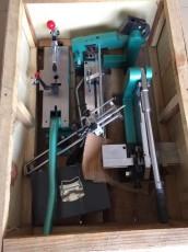 一套刀模雙定位成型機沖孔機裁切機小設備