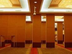 深圳辦公室玻璃屏風移動隔斷玻璃折疊門